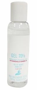 Gel hidroalcoholico nacional con Aloe Vera en bote de 100ml