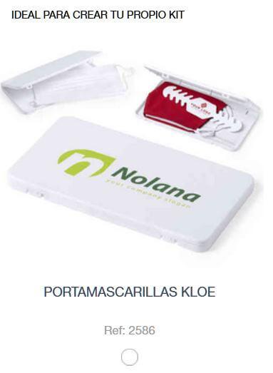 PortaMascarillas KLOE