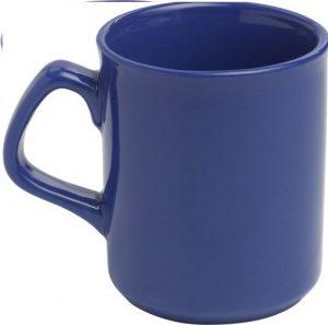 Taza de color Clasic Blue para regalos de empresa