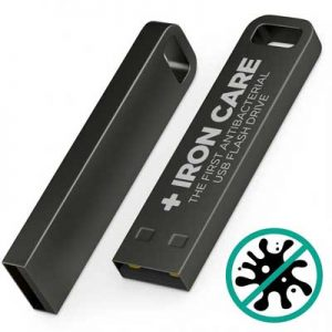 memoria USB antibacterias
